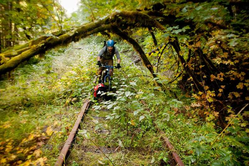 Salmonberry Trail prepares for big leap forward