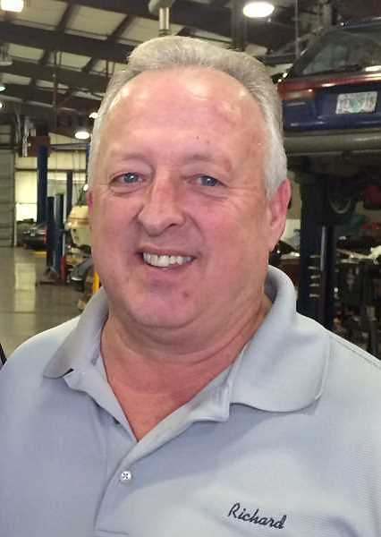 Richard Edmonds, Woodburn Automotive Repair Center