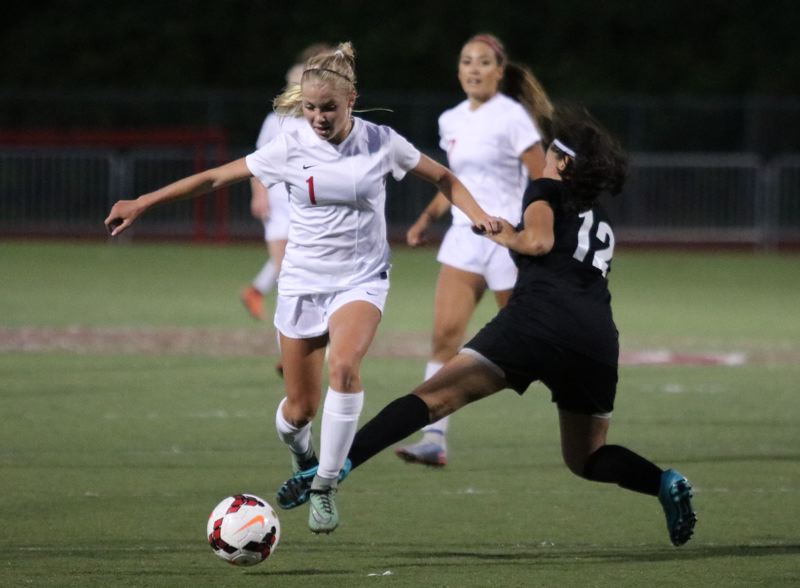 Oregon City girls' soccer finds winning formula