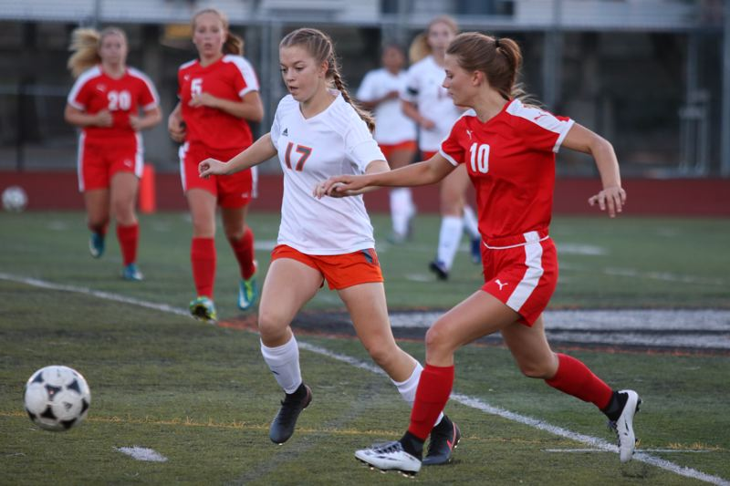 Soccer: Gladstone girls stun Corbett with counterattack