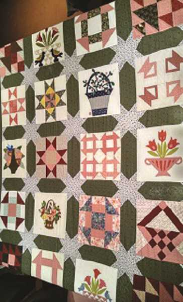 Organizers stitch together quilt show plans