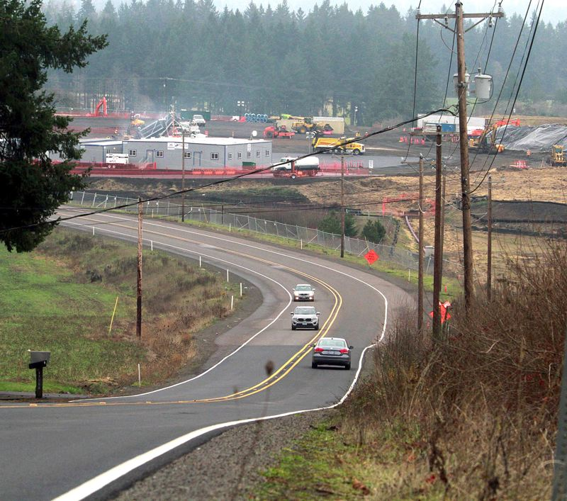 TIMES FILE PHOTO - Washington County car and truck owners may have to pay a new $30 local vehicle registration fee in addition to their statewide fee, but only if state lawmakers fail to raise $8.1 million more for work on county-maintained roads and bridges.