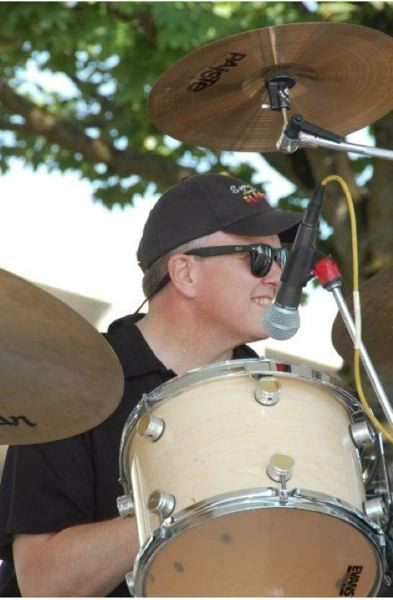 SUBMITTED PHOTO - Joe Krumm enjoyed playing drums in his free time.