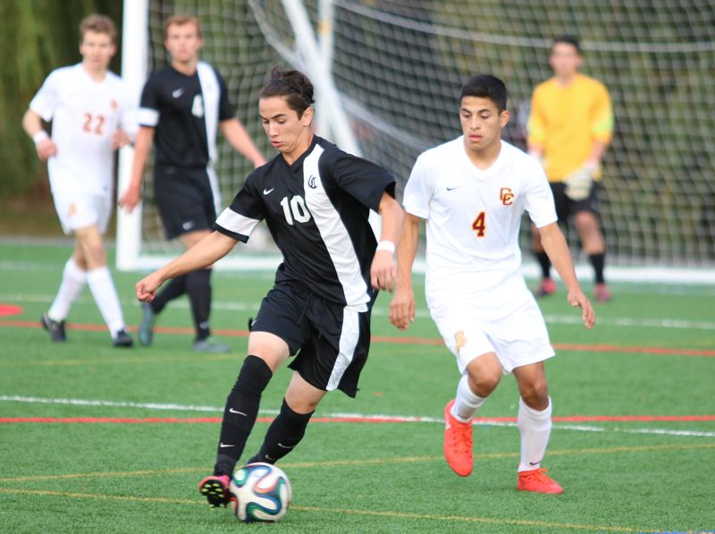 Cavaliers' boys lack finish in 1-0 loss to Central Catholic