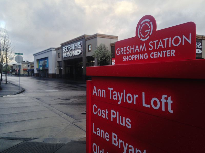 Pamplin Media Group Gresham Station Complex Sold To Ohio Based Ddr