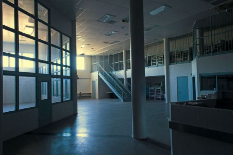 FILE PHOTO - The empty Wapato Jail in May 2013.