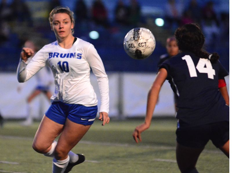 THE OUTLOOK: DAVID BALL - Barlow senior striker Jenna Young has notched two goals through the preseason schedule.