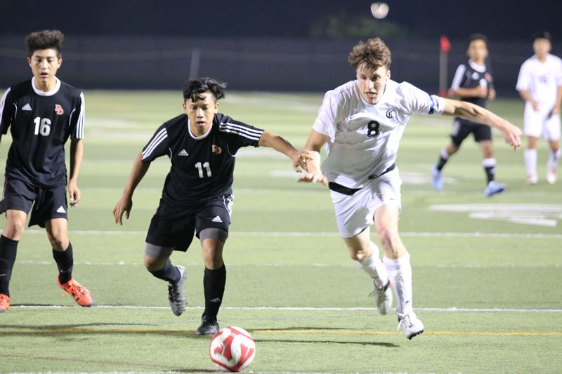 Boys soccer: Clackamas finds keys to offensive ignition