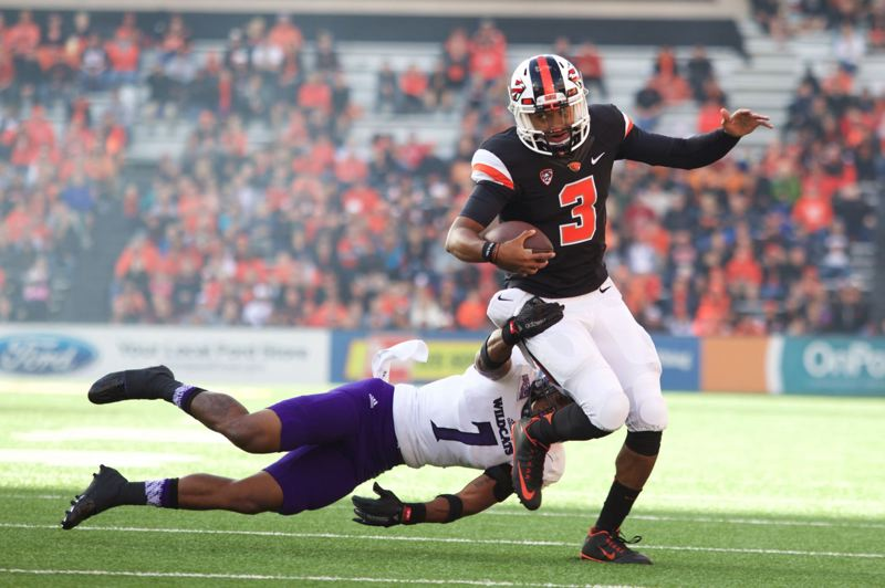 Meet Marcus McMaryion, the Beavers' new leader