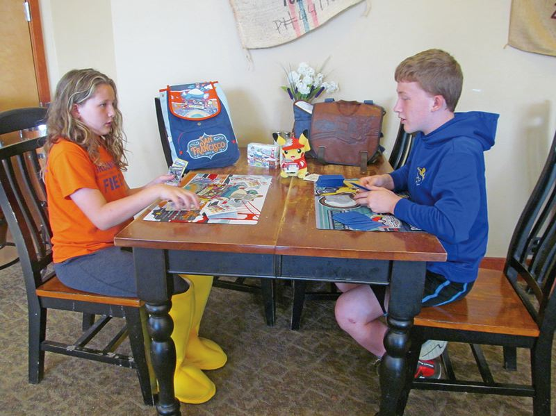 Oregon City teen Kaden Brent wins awards at Pokemon tournaments