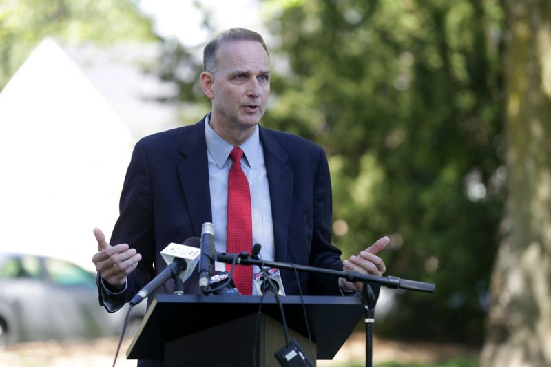 TRIBUNE FILE PHOTO - Multnomah County District Attorney Rod Underhill