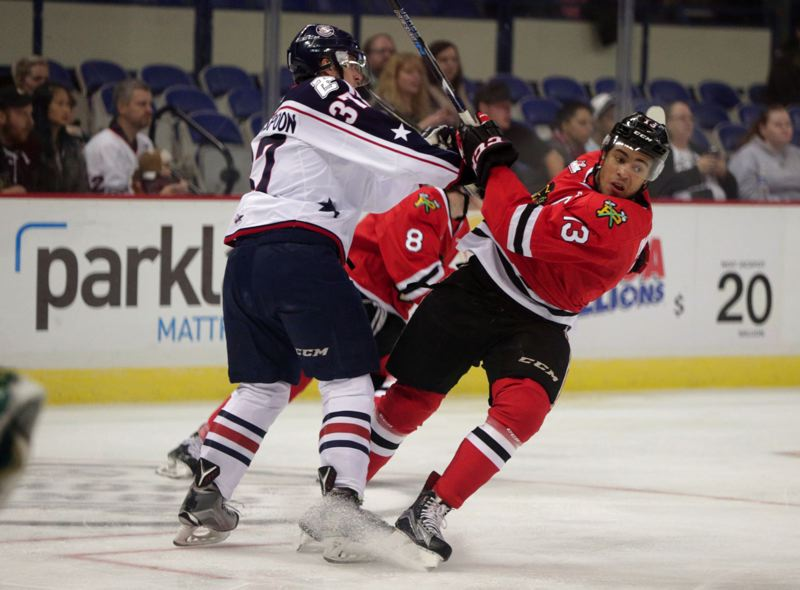 WHL: Good Start Gives Iverson, Winterhawks Confidence
