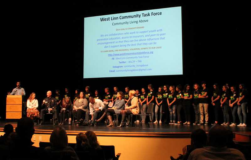 Nonprofit tackles teen drug, alcohol addiction in West Linn