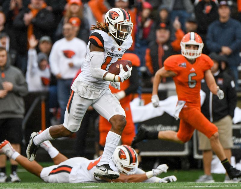 buy online 0517c 6c30e Pamplin Media Group - Beavers look to confuse Cougs at Reser