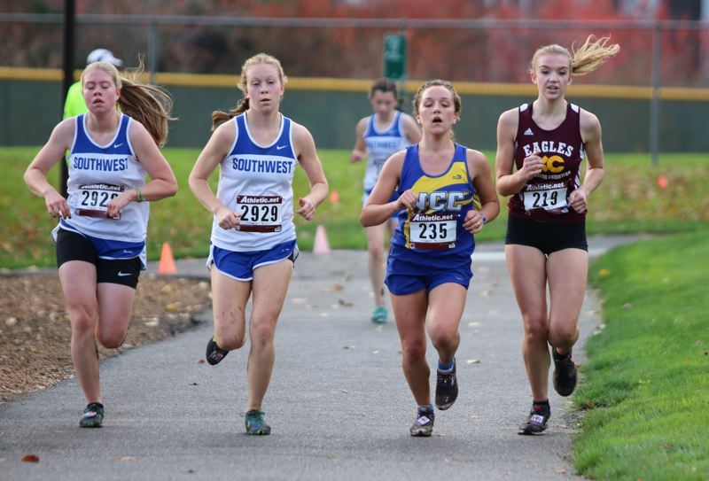 NCC's Steele runs personal best, qualifies for state XC meet