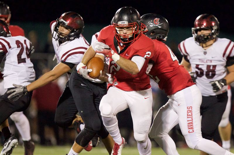 McGreevy's five TDs lift Clackamas over Tualatin, 60-39