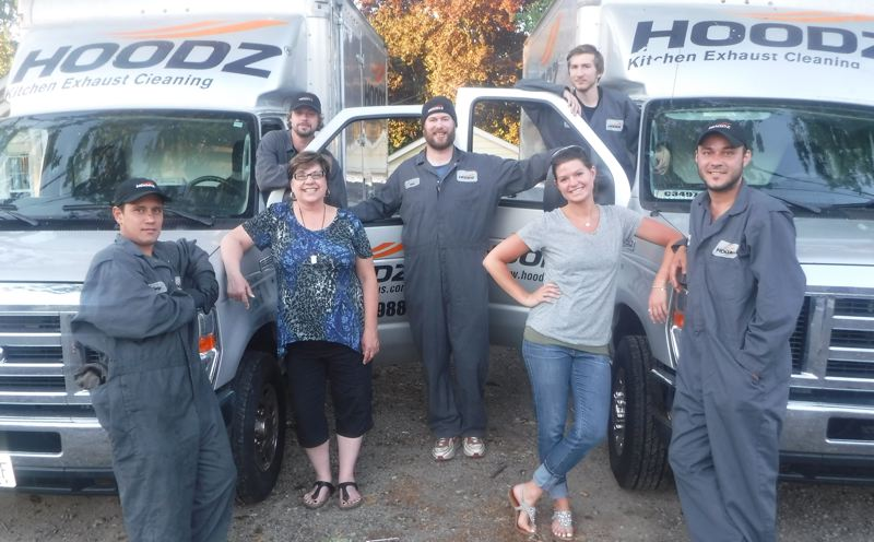 Local business owner rises above adversity with HOODZ