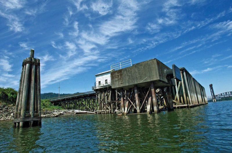 PORLAND TRIBUNE FILE PHOTO - The U.S. Environmental Protection Agency has designated the Portland Harbor a Superfund site because of many years of industrial pollution. it is a finalzing a cleanup plan that the City of Portland might have to pay a share of.