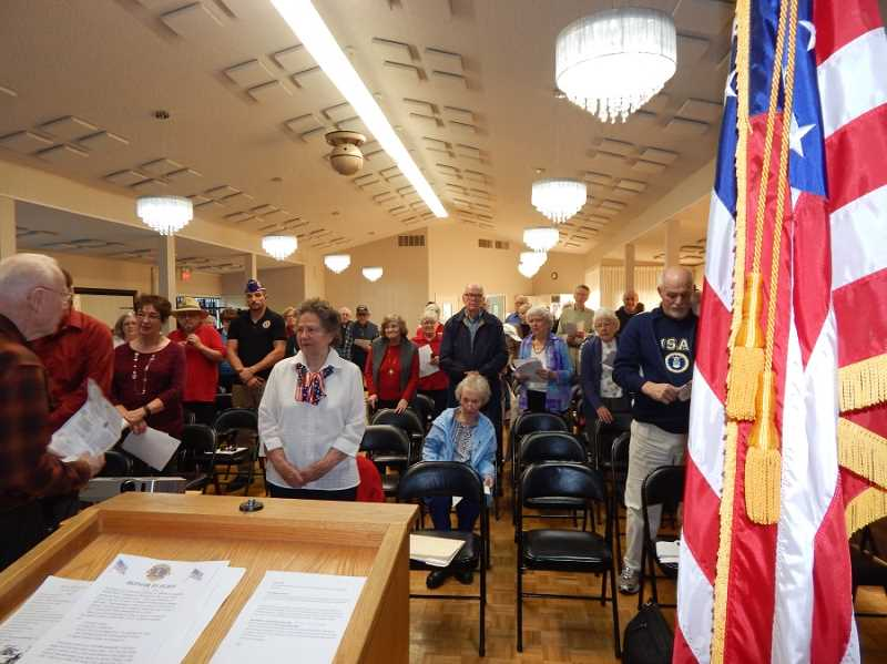 King City veterans share intimate stories of war
