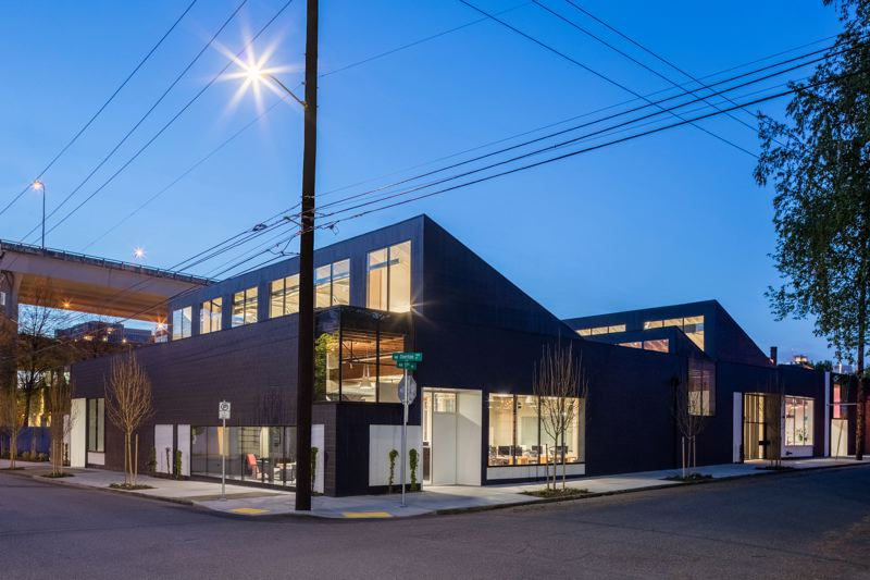 COURTESY: AIA PORTLAND - Swift's HQ in Slabtown, NW Portland