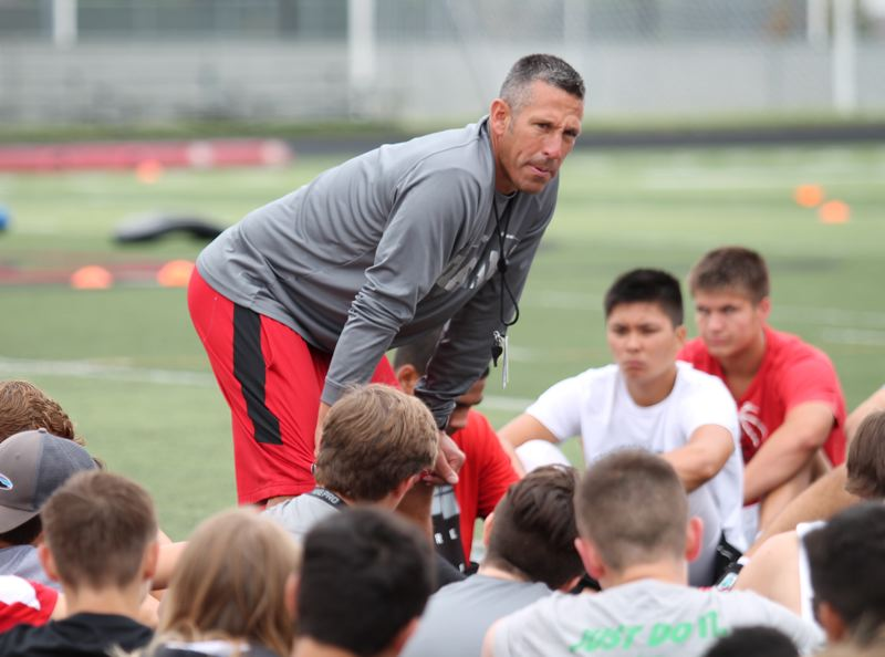 Positive attitude at heart of what makes Clackamas tick