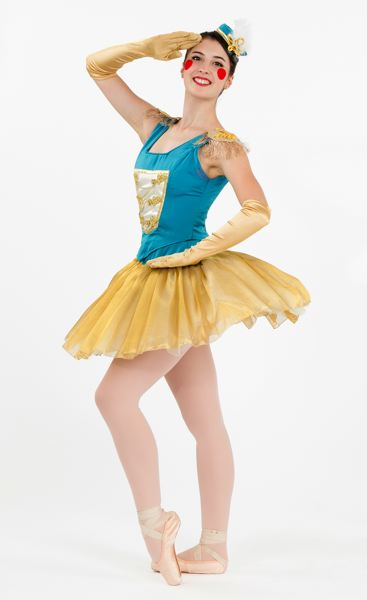 PHOTO COURTESY OF BLAINE TRUITT COVERT - Kerridwyn Schanck of Raleigh Hills will dance in the lead roles as The Blue Fairy and the Toy Soldier Commander in 'The Enchanted Toyshop,' and serve as a principal dancer in 'Gift Box' for The Portland Ballet's in shows that open Friday and continues through Sunday at Portland State's Lincoln Hall.