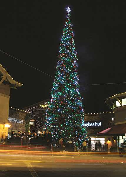 JULIA COMNES - Woodburn Premium Outlets will be open from Thursday night through Friday night for its annual Moonlight Madness sale.