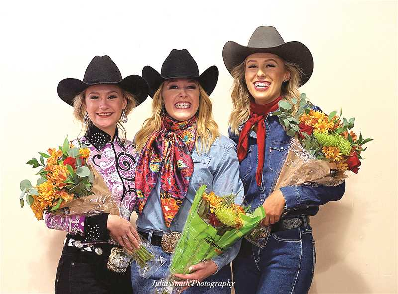 Rodeo queen and court named for 2017