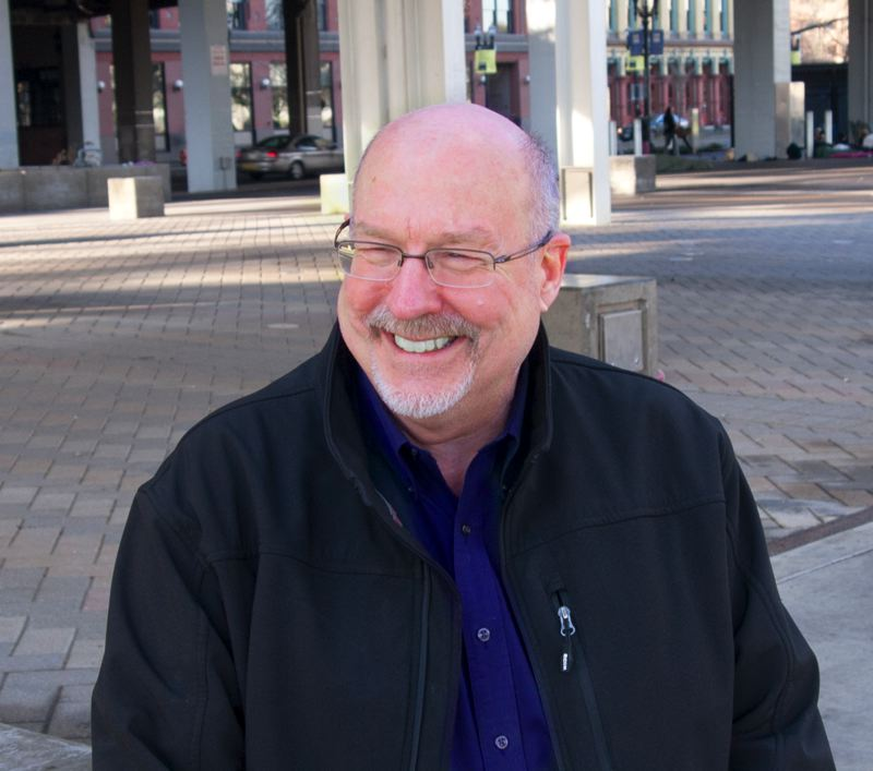 SUBMITTED: WALKER MACY - Mark Hinshaw is an accredited urban designer from Seattle who has developed plans and projects for a range of policies in cities around the Pacific Northwest.