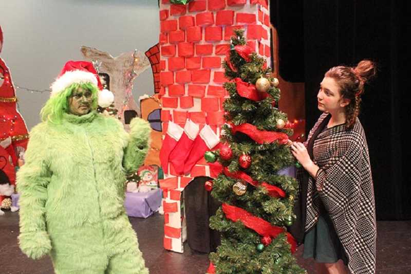 MHS presents 'The Grinch'