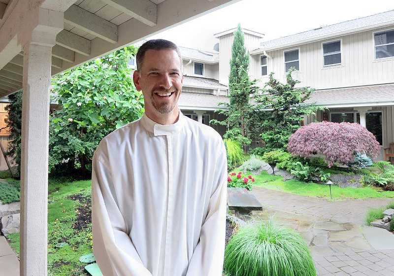 Fawver hits reset button with monastic retreat