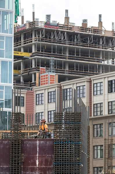 PORTLAND TRIBUNE FILE PHOTO - Portland is not the fastest growing region in the country. Far from it.