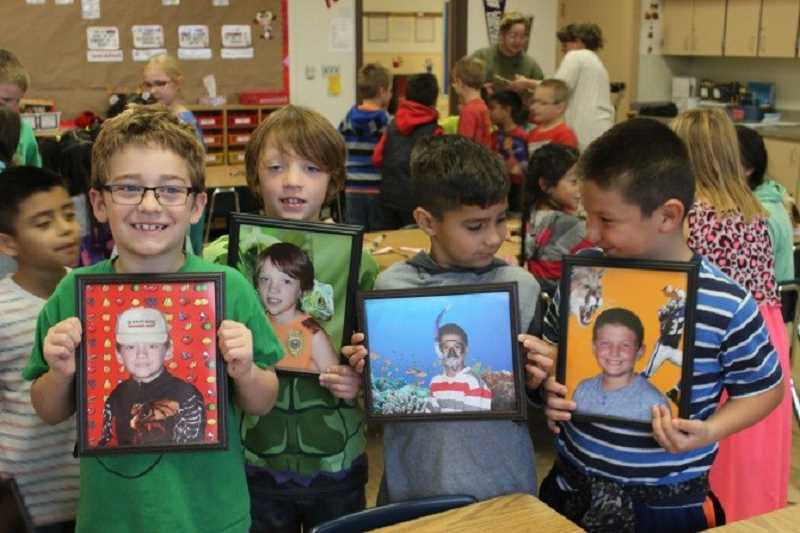 MHS, Buff students join on photo project