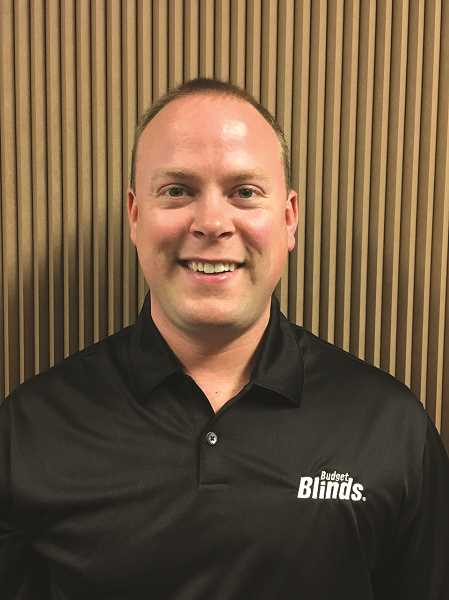 Get to know Jason Thompson of Budget Blinds!