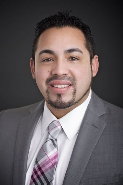 COURTESY PHOTO - Democrat Diego Hernandez was elected Nov. 8 to represent House District 47.