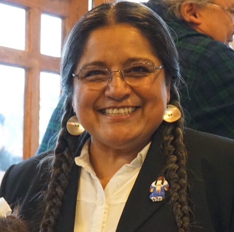 COURTESY PHOTO - Democrat Tawna Sanchez of Portland is the second Native American to be elected to the Oregon House of Representatives. She will represent House District 43 in 2017.