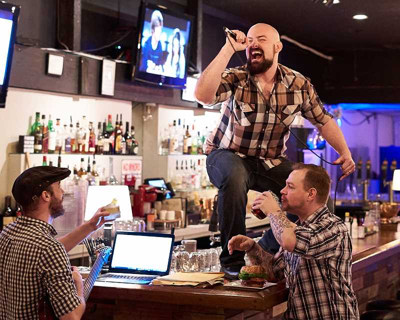 Clark's Bistro: Funky downtown pub sweeps the Hillsboro's Best awards