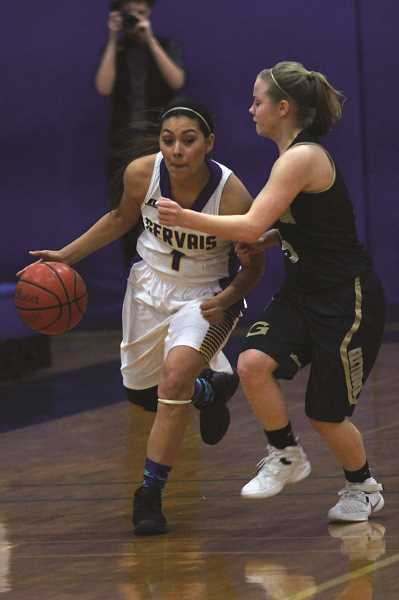 Girls basketball: Gervais debuts with defense-minded team
