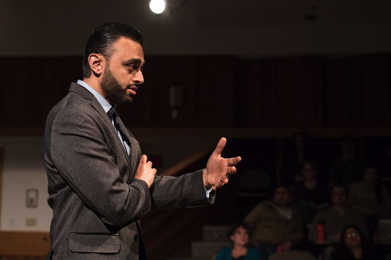 Tigard man working to dispel fears, myths about Muslims
