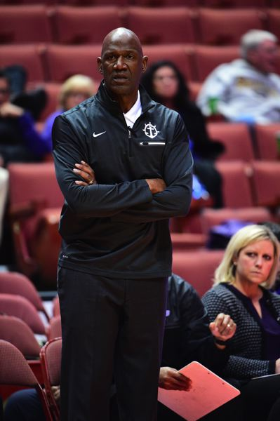 COURTESY: UNIVERSITY OF PORTLAND - Terry Porter is in his first year as coach of the Portland Pilots.