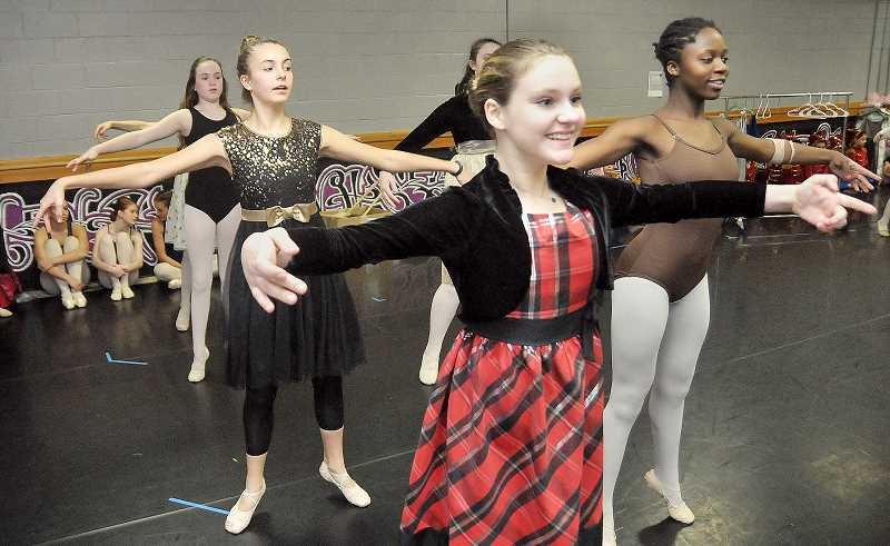 Dance academy will stage a holiday classic