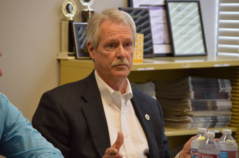 Hyde reflects on challenges, rewards of career in politics