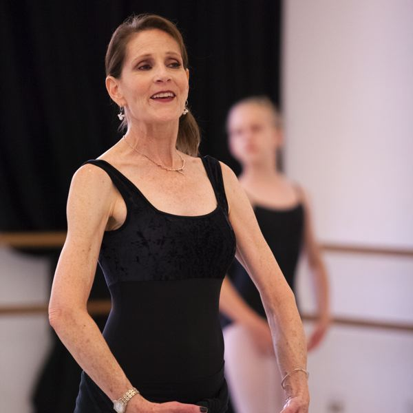 COURTESY: BLAINE TRUITT COVERT - It'll be quite an experience for Nancy Davis, The Portland Ballet's founder and artistic director, as she accompanies two dancers to the Dominican Republic.