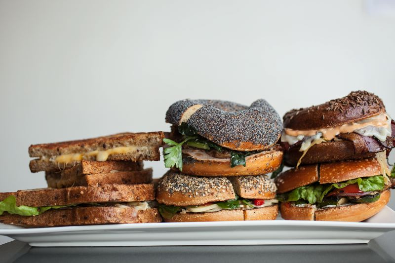COURTESY: BOWERY BAGELS - Place orders now for holiday pickup and delivery.