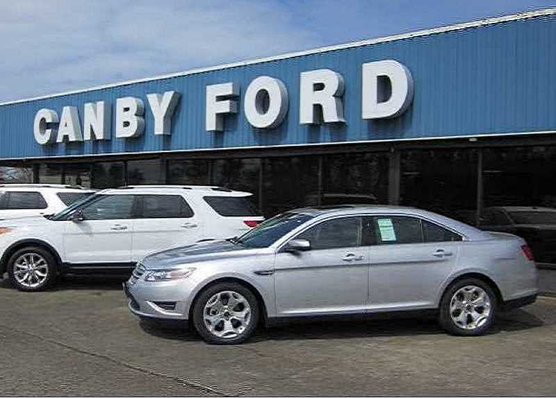 CANBY FORD - Great deals can be yours at Canby Ford!