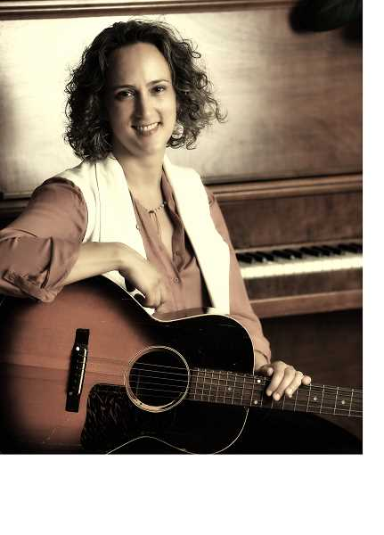 Americana songstress debuts at the Park Place Cafe