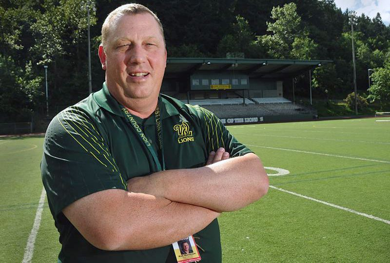 Former West Linn AD Rob Holstrom headed to the Hall of Fame