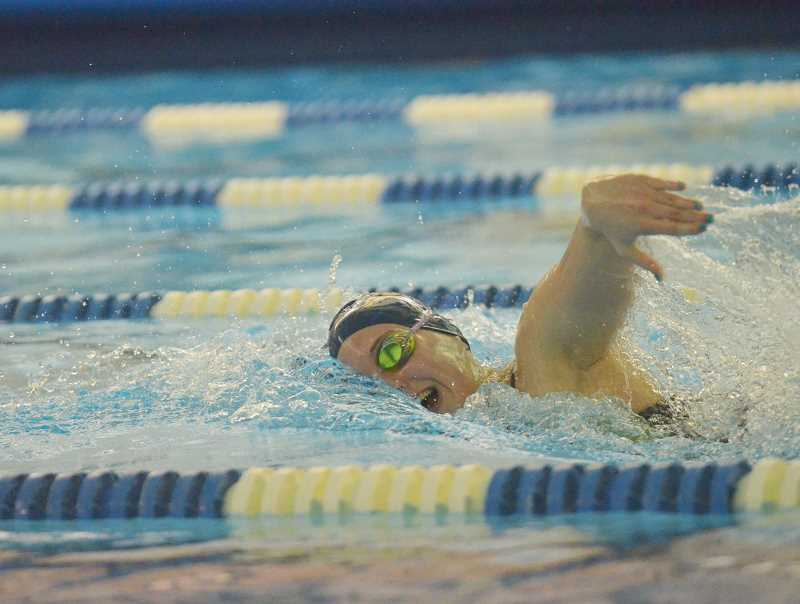Swimming: Canby faces Sherwood in first Three Rivers League meet