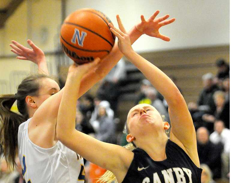 Dynamic duo leads NHS to win over Canby