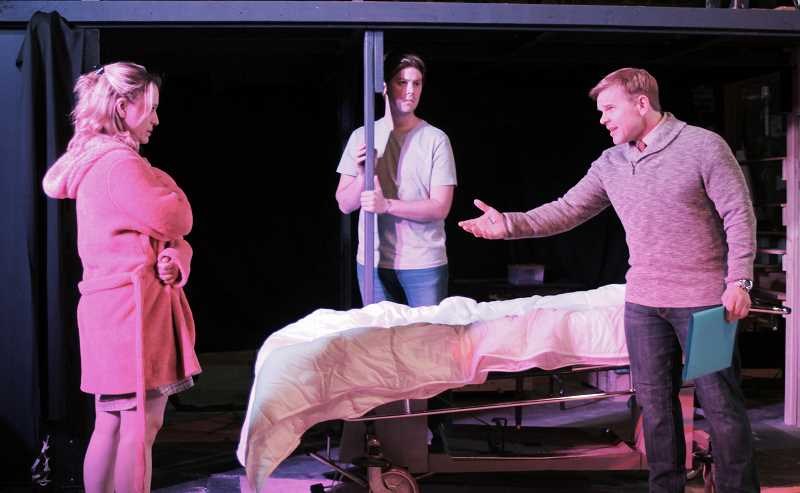 'Next to Normal' anything but business as usual